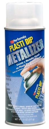 Plasti Dip Silver Metalizer Spray (311g)