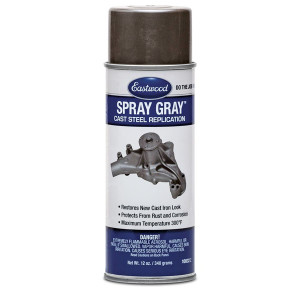 Eastwood Spray Grey Paint 340g (Aerosol)