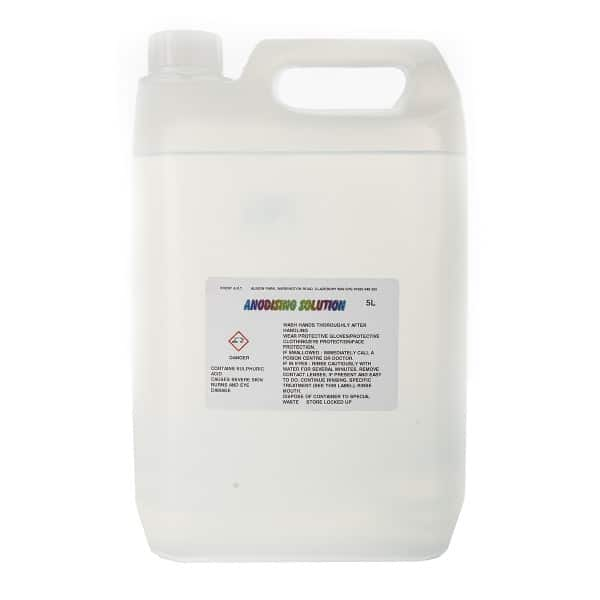 Anodising Solution (5 litres)