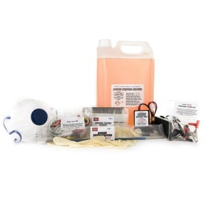 Frost Electro Anodised Remover - Anodise Stripping Kit
