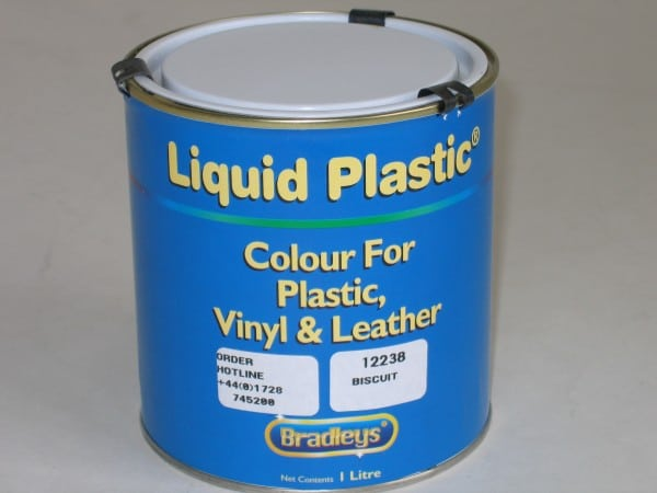 Liquid Plastic Interior Coat 1 Litre