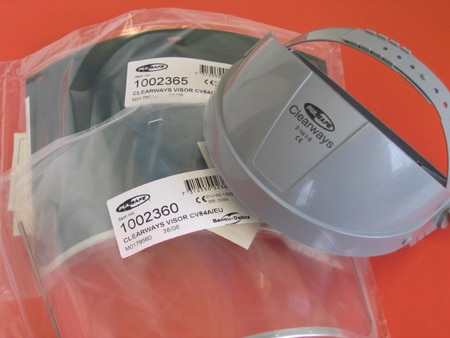 Replacement Clear Welding Visor - Face Shield-6307