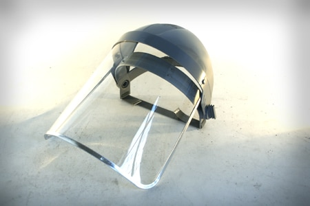 Clear Welding Visor