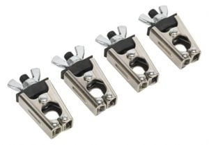 Micro Welding Clamps 4 Piece Set