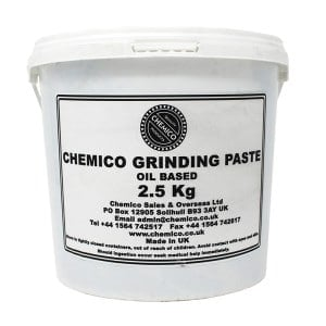 Chemico Coarse 80 Grit Grinding Paste (2.5kg)