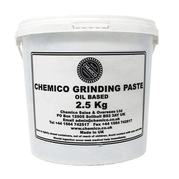 Chemico Medium 120 Grit Grinding Paste (2.5kg)