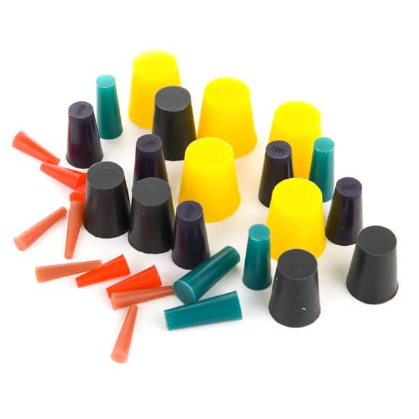 Hi Temp Silicone Plug Assortment