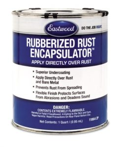 Rubberized Rust Encapsulator Quart