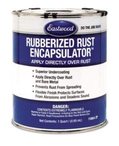 Rubberized Rust Encapsulator Quart