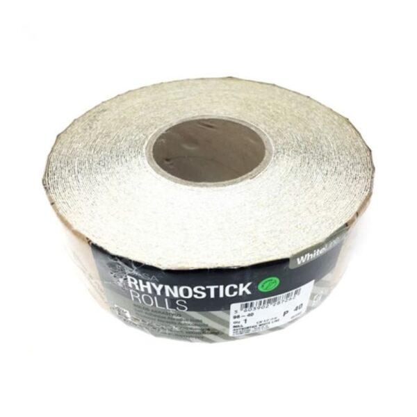 Pressure Sensitive Adhesive (PSA) Sandpaper 80 Grit