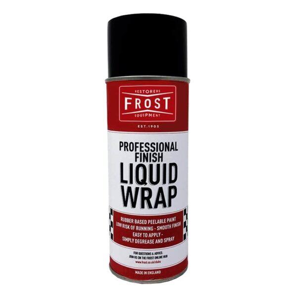 Frost Liquid Wrap Matt Rubber Coating Aerosol (400ml)