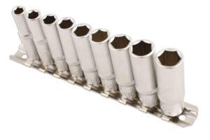 1/4inch Drive AF Deep Socket Set (9pc)-0