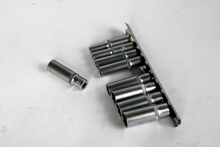 1/4inch Drive AF Deep Socket Set (9pc)