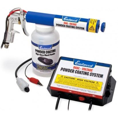 Dual-Voltage Powder Gun Starter kit