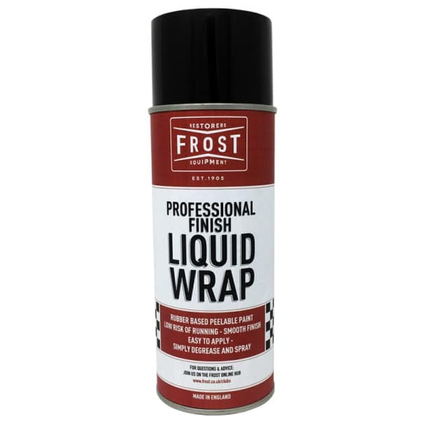 Frost Professional Finish Liquid Wrap
