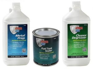 POR15 Small Fuel Car Tank Repair Sealer Kit-0