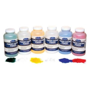 HotCoat Powder Coating Colour Sample Kit