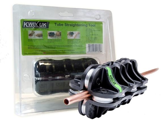 Coiled Tube Straightener - Brake Pipe Straightening Tool (5mm OD)
