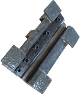 Brake Die Vice Mount Set for Bending Sheet Metal - 125mm (5-inch)