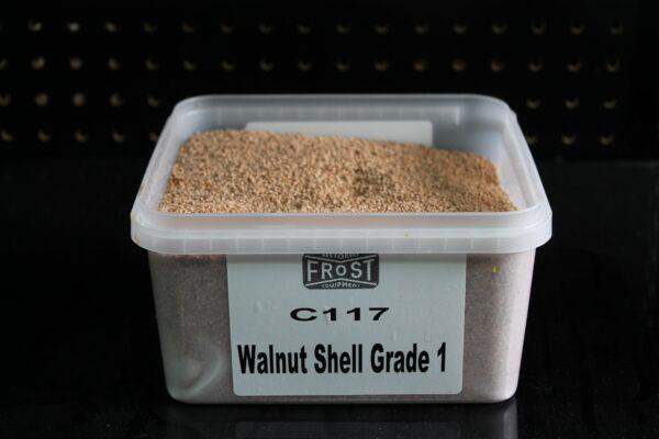 Walnut Shell - Motor Parts Vibratory Tumbler Media