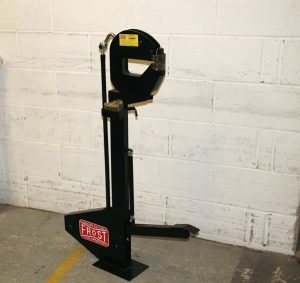 Heavy Duty Shrinker Stretcher with Stand