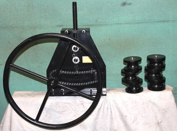 Heavy Duty Tubing Roller / Tube, Pipe Bender / Ring Roller