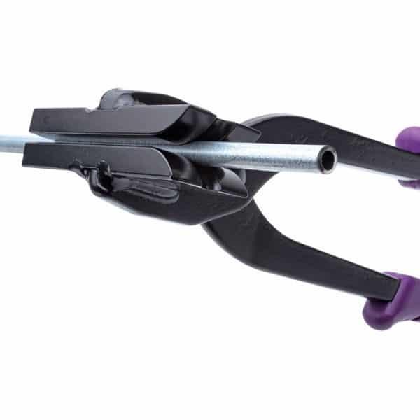 Brake Pipe Straightening Pliers - Coiled Tube Straightener (3/16 & 1/4-inch OD)