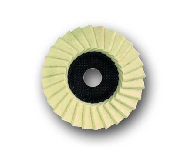 Felt Polishing Flap Disc (115mm)