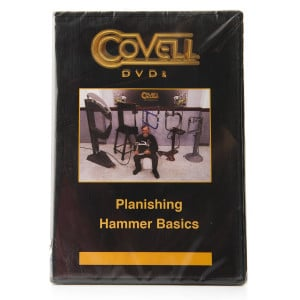Ron Covell - Planishing Hammer Basics DVD