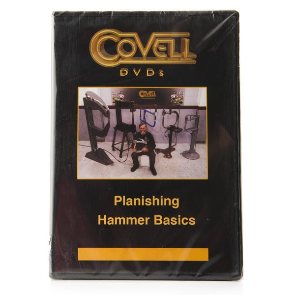 Ron Covell - Planishing Hammer Basics DVD