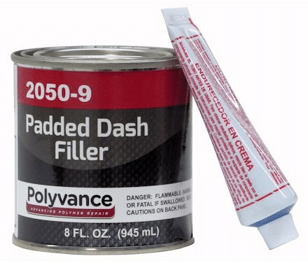 Padded Dash Filler to Repair a Padded Dashboard 2050-9 (8oz)