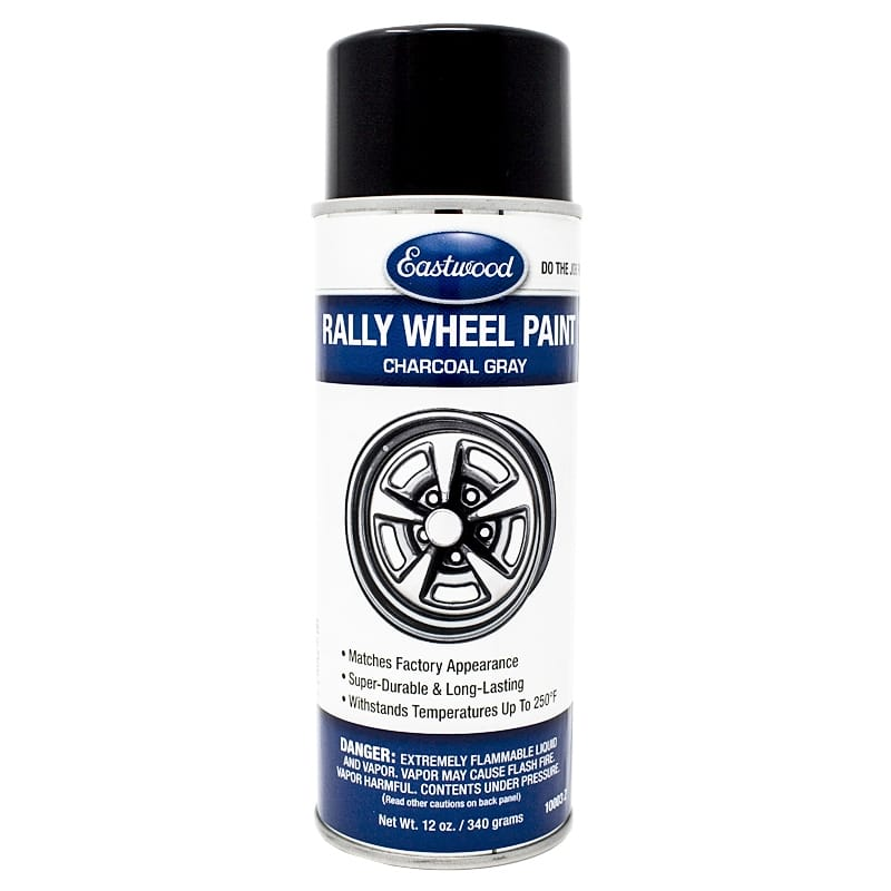 Charcoal Gray Paint >> Eastwood Charcoal Grey Wheel Paint Aerosol