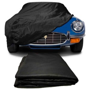"Indoor Car Cover - Soft Cotton Dust Cover(18'6"" X 11'6"")"