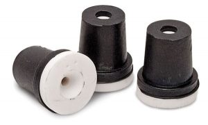2.5mm Ceramic/Rubber Blast Nozzle (Pack of 3)
