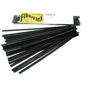 FiberFlex Welding Rods for Micro Weld 80 Plastic Welder