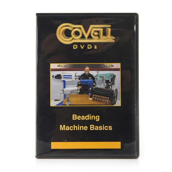 Ron Covell DVD - Beading Machine Basics DVD