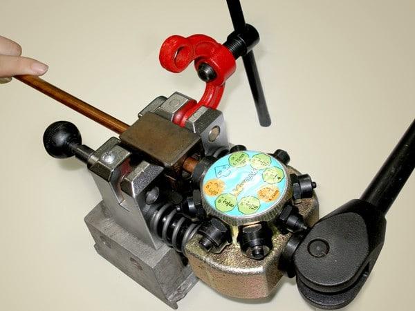 Popular Brake Pipe Flaring Tool Kit - Turret Double Single Flares