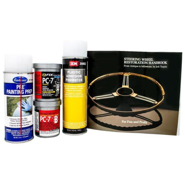 Eastwood Steering Wheel Repair Kit