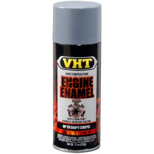 VHT Light Grey Primer for Engine Enamel High Temperature Paint (312g)