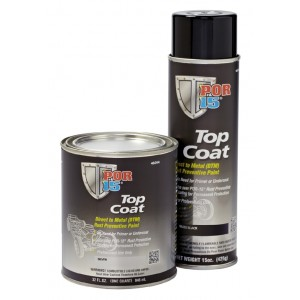 POR15 Top Coat Gloss White