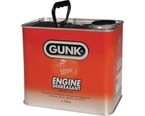 Gunk Engine Cleaner Degreaser 2.5L