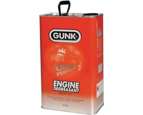 Gunk Engine Cleaner Degreaser 5L