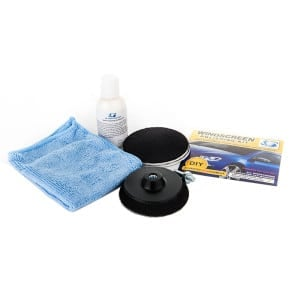 Glass Polishing/ Windscreen Repair Kit