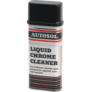 Autosol Liquid Chrome Metal Cleaner (250ml)