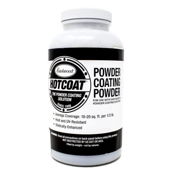 Eastwood Extreme Chrome Bonded Hotcoat Powder Coating (8oz)