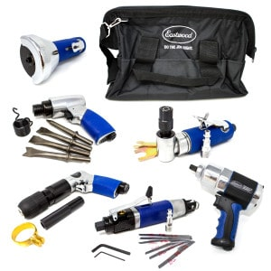 Eastwood Air Tool Essential Starter Tool Kit