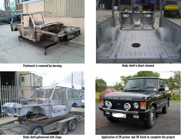 Zinga Cold Galvanising System - Anti Rust / Corrosion Zinc Coating (25kg)