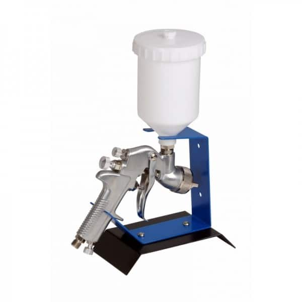 Universal Bench Mounted Spray Gun Holder FMT5200
