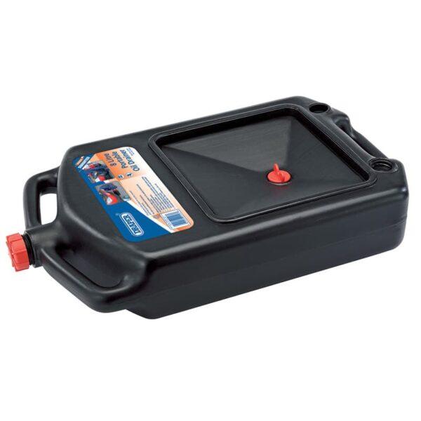 8L Portable Oil Drainer