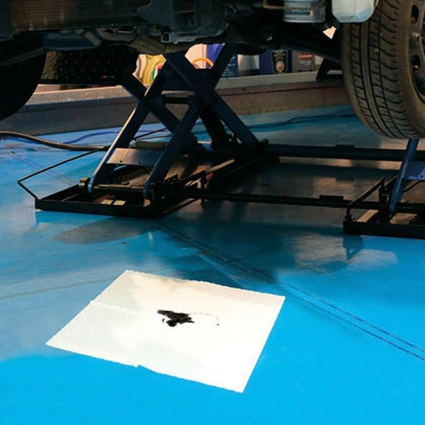 Laser 2.6L Oil / Fuel Drip Absorbent Mat